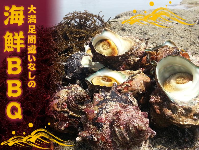 手間いらずですぐ美味しく食べられる!肉だけじゃ物足りない 大満足間違いなしの海鮮BBQ