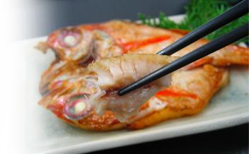白身魚のトロとまで言われる絶妙な脂ののり